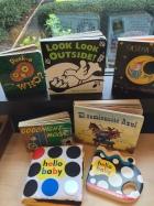 Literacy book choices