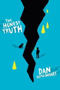 The cover of Dan Gemeinhart's The Honest Truth