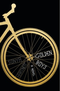 The cover for Sonya Hartnett's YA novel, Golden Boys