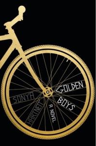 The cover for Sonya Hartnett's YA novel, Golden Boys
